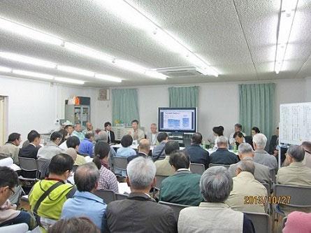 2013.10.27 第18回管対協工事見学会