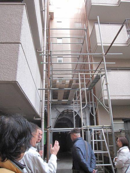 2016.02.27 耐震改修工事見学会 於・京都桃山プラザ(3)